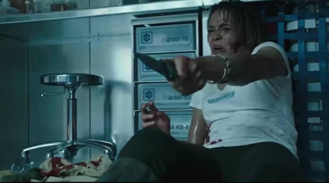 Alien: Covenant 'Let Me Out' Clip Teases Gory Horror