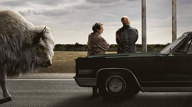 American Gods Season 1 Premiere Reviews Starz