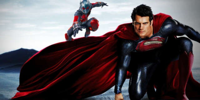Ant-Man Could Beat Superman in Fight