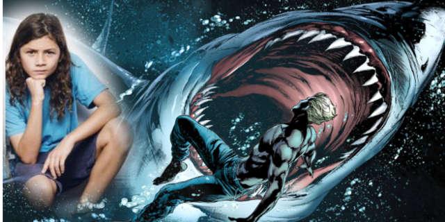 Aquaman Young Arthur Curry Otis Jai Dhanji