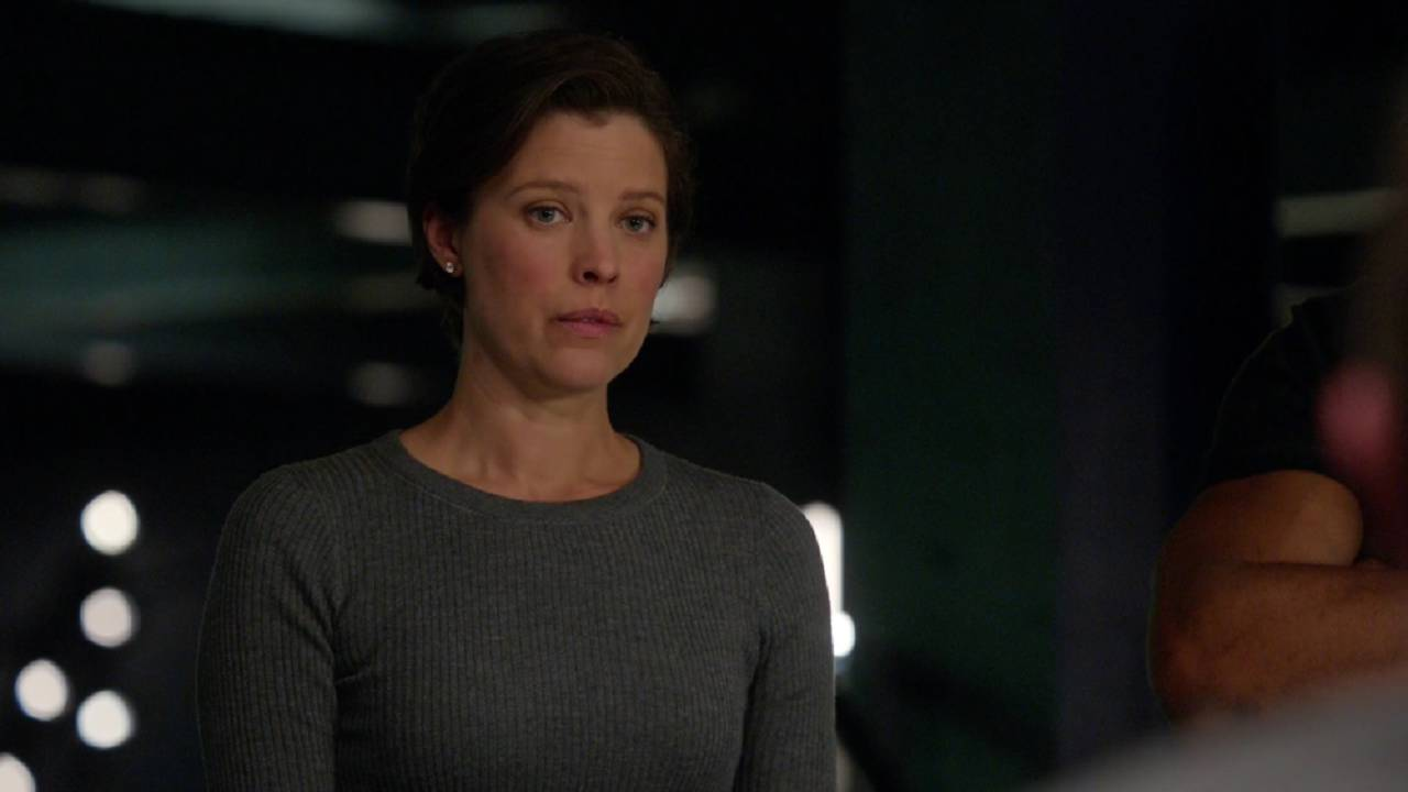 Arrow Season 6 Premiere - Lyla ARGUS