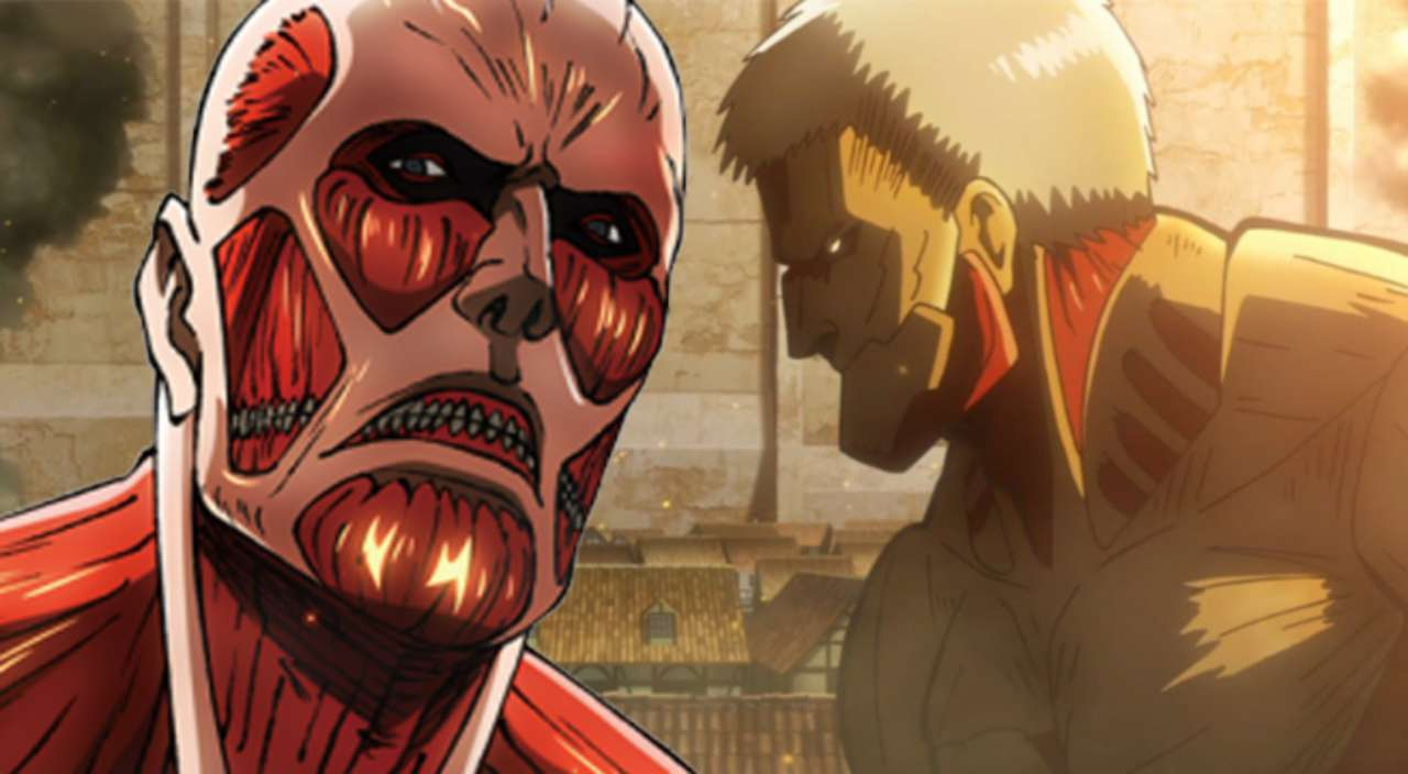 Attack On Titan Reveals Colossal Armored Titans True Identities