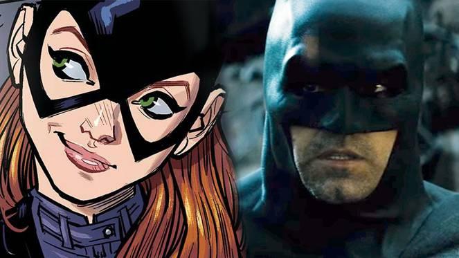 batgirl batman batverse