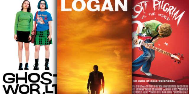 best comic book adaptations tv movies