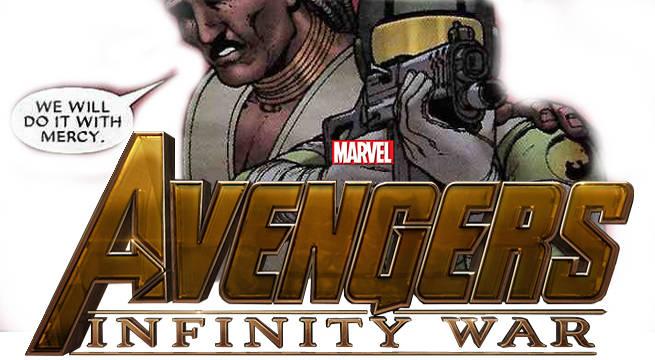 Black Panther Wakanda in Avengers Infinity War