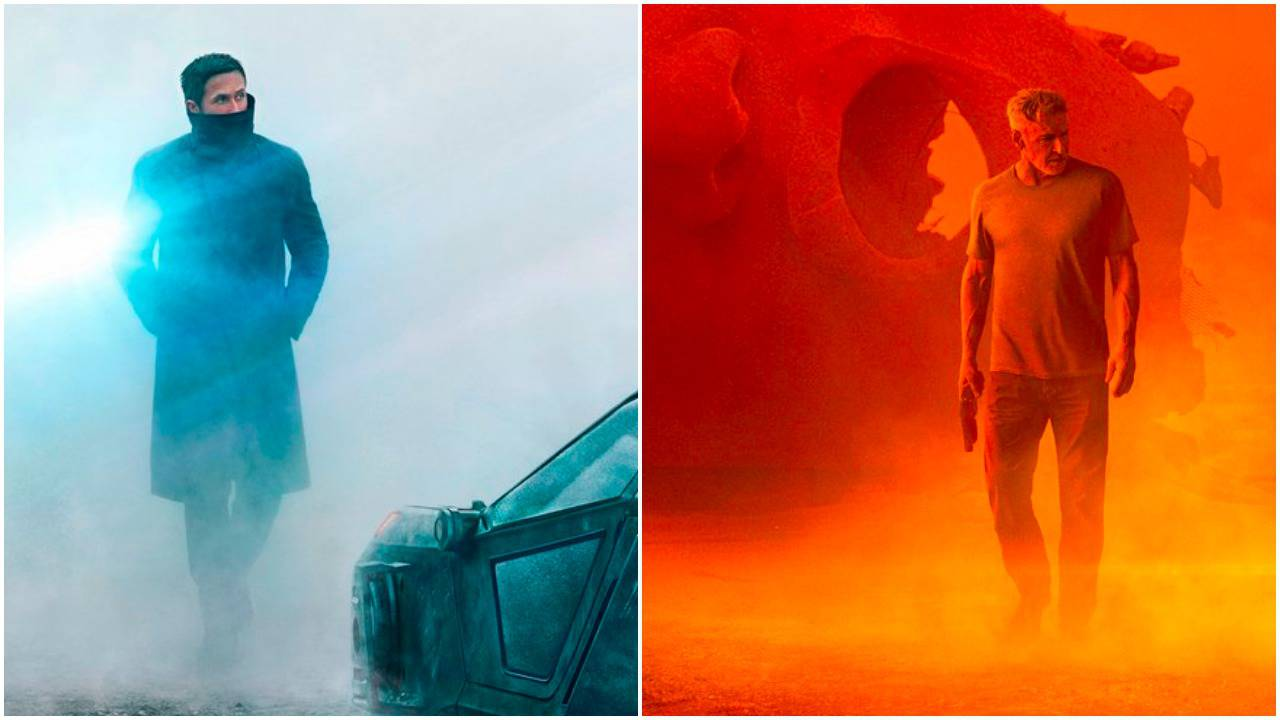 Blade Runner 2049 Debuts Gorgeous New Posters