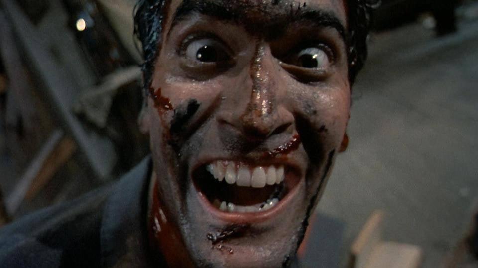 Buy A Piece Of The 'Evil Dead II' Cabin On Ebay