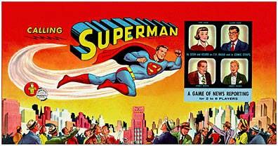 Calling Superman Game