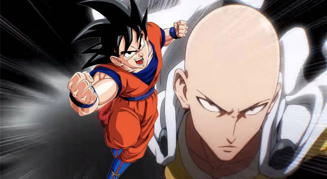 Check Out This Dragon Ball Homage In One Punch Man?