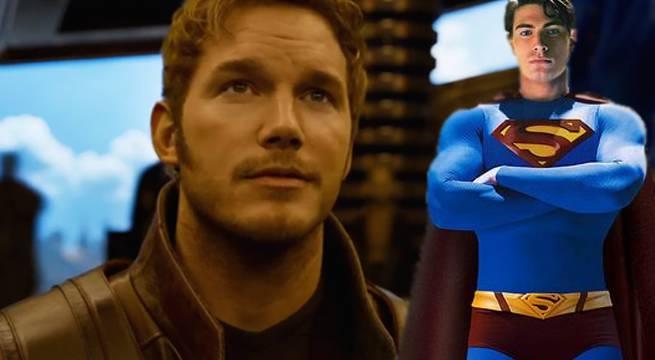 chris pratt superman returns