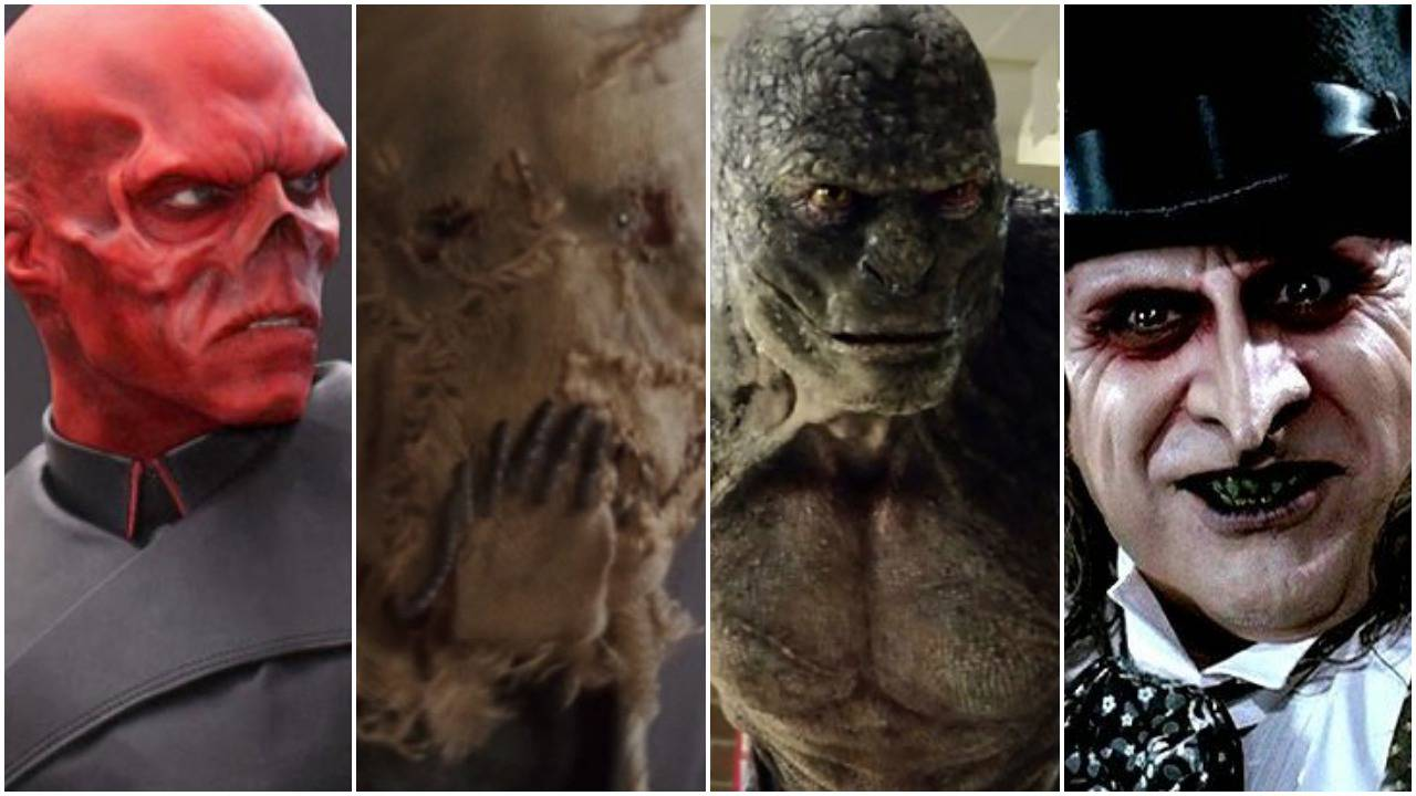 Comic Book Movie Villains You Forgot You Loved