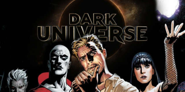 DC'S Justice League Dark Movie Title Dark Universe Change