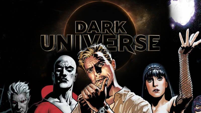 DC'S Justice League Dark Movie Title Dark Universe Change