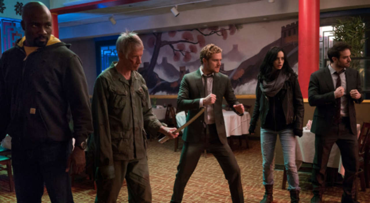 Mike Colter Says The Defenders Will Be Marvel's Most Fun