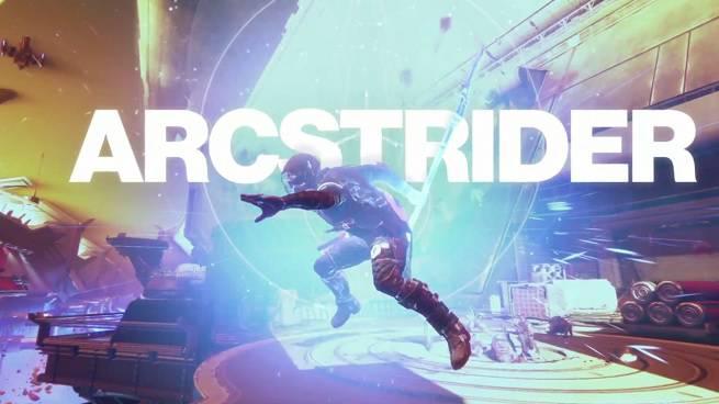 destiny2 arcstrider