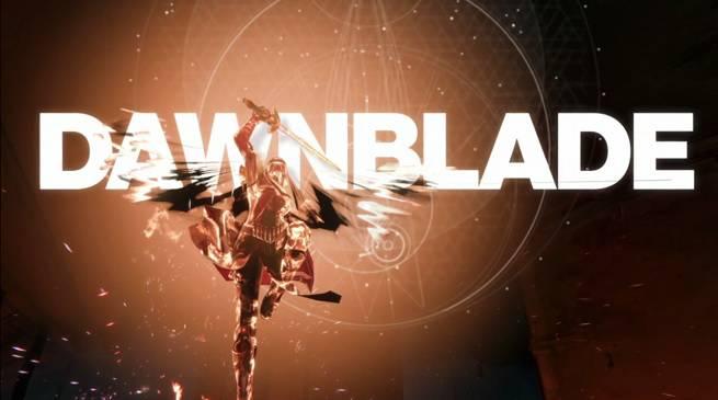 destiny2 dawnblade
