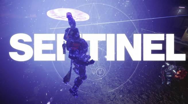 destiny2 sentinel