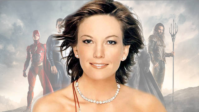 Diane Lane Justice League