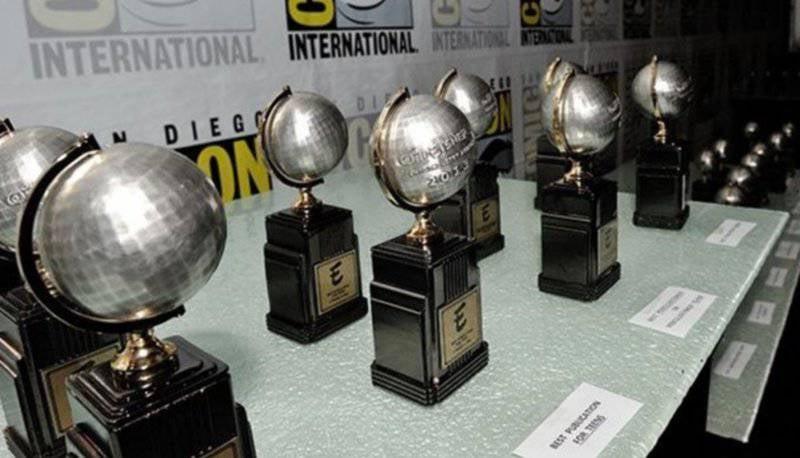 Eisner Awards - Editor
