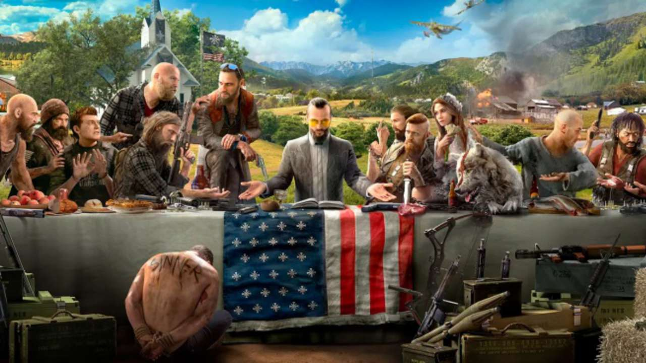 Ubisoft Explains Why Far Cry 5 Is Set In Montana