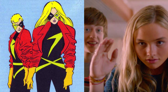 X Men Who Are The Mutants In The Gifted