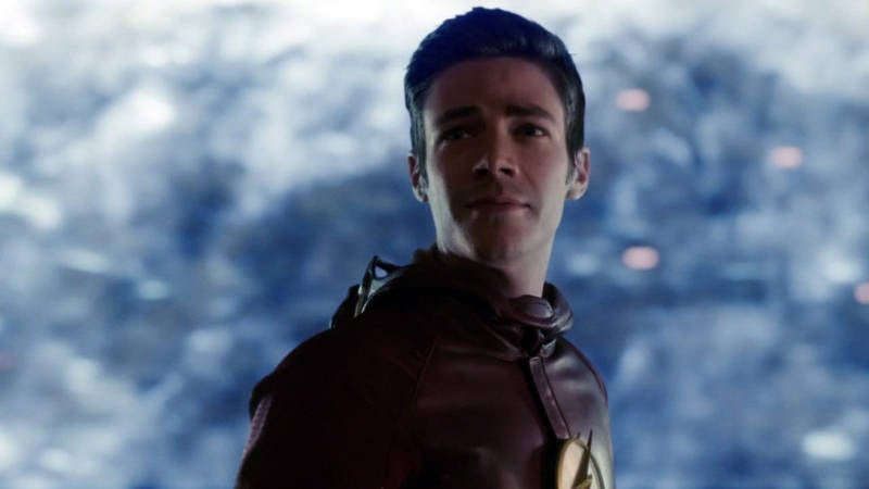 Flash Season 4 Story Preview