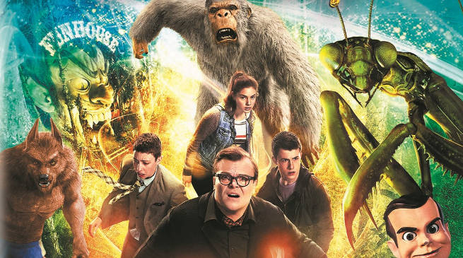 Goosebumps 2 Horrorland