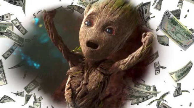 Guardians Galaxy 2 Opening Weekend Box Office