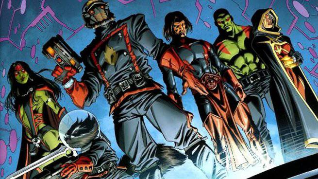 Guardians of the Galaxy Comics -  Gamora
