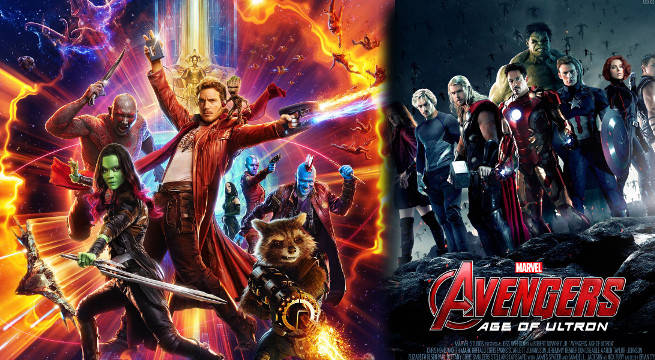 Guardians of the Galaxy Vol 2 Is Outselling Avengers Age Of Ultron In Advance Tickets