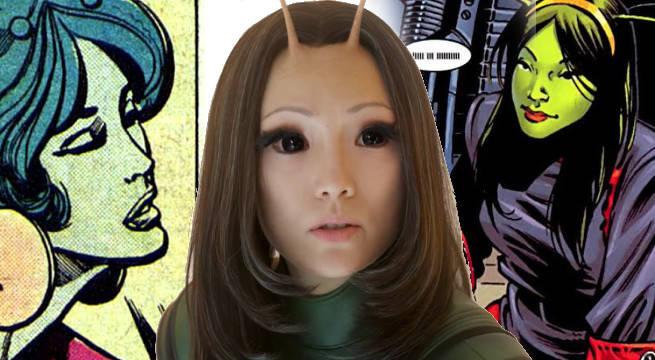 guardians of the galaxy vol 2 mantis creator steve englehart weird origin