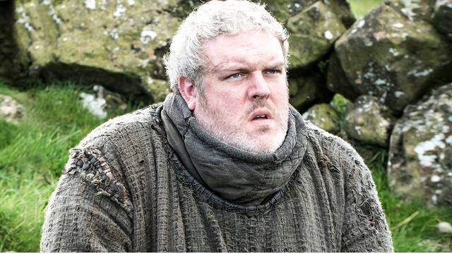 'Game of Thrones': Hodor Actor Kristian Nairn Reveals Reaction to His Death Scene
