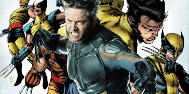 Hugh Jackman Wolverine Costume
