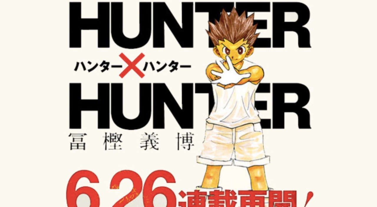 Hunter x Hunter Confirms Comeback Date, Viz Media SimulPub