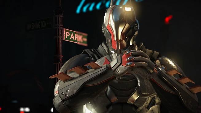injustice 2 gear