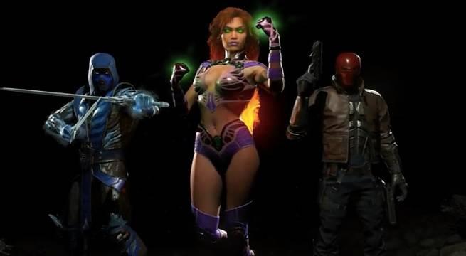 injustice DLC