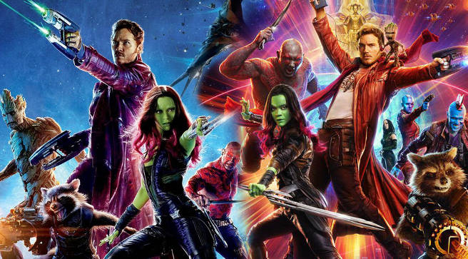 New Movie Showdown: Guardians of the Galaxy Vol. 2 vs Vol. 1