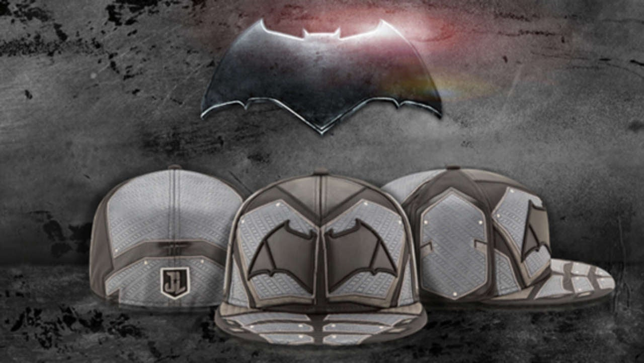 New Era Unveils Justice League Hats 32e3ade9871