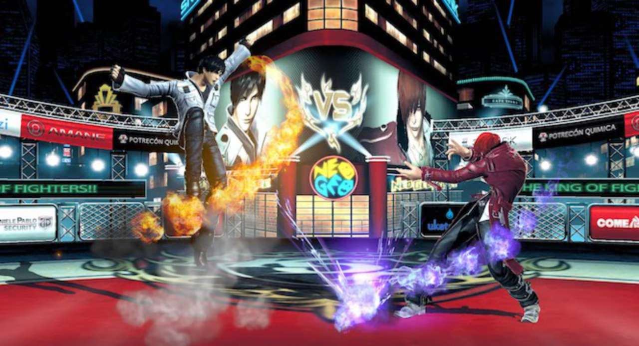 The King Of Fighters Xiv Coming To Steam Next Month