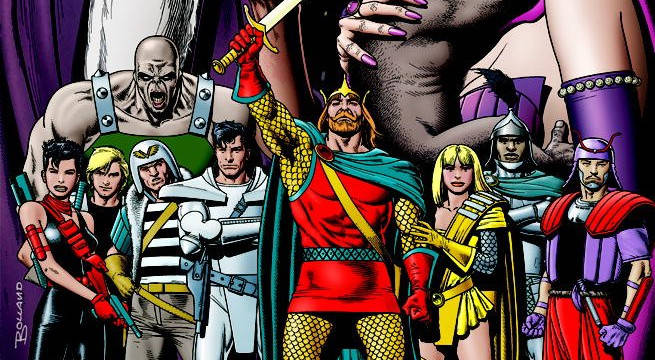King Arthur Comics
