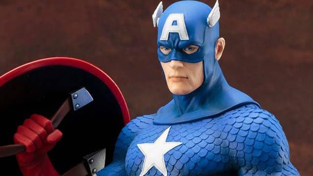 Kotobukiya-Captain-America-Modern-Myth-ArtFX-Statue-Header