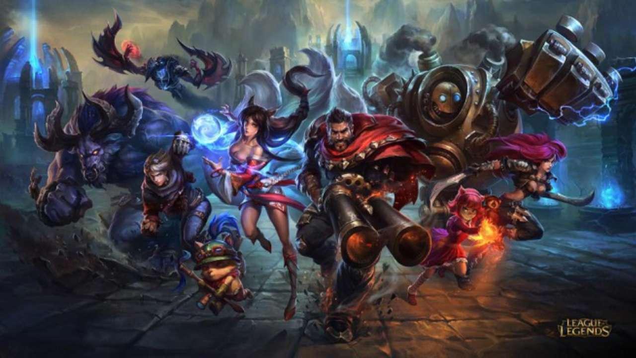 spar op til 80% premium valg pålidelig kvalitet Each League Of Legends Champion Will Get Base Stat Changes ...