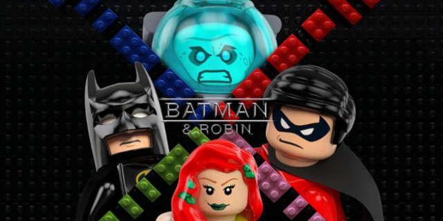 Lego Batman Movie Poster Batman And Robin