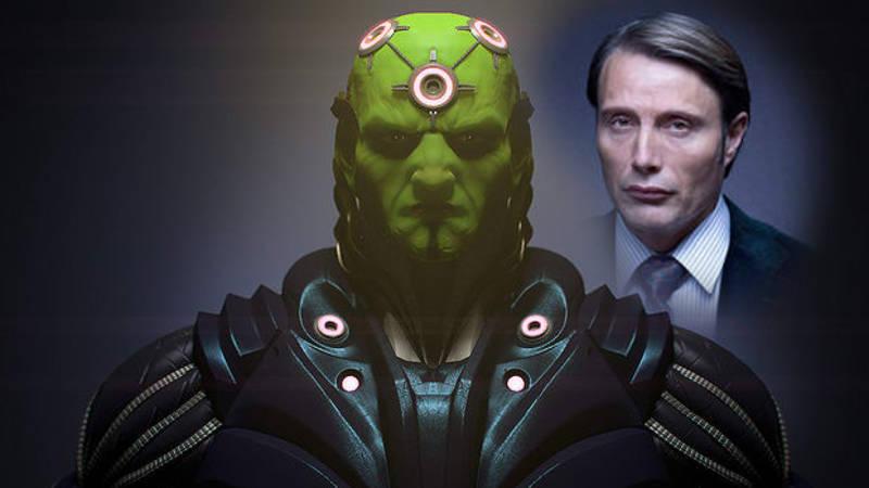 Mad Mikkelsen as Brainiac