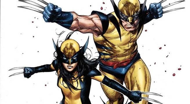 Marvel Generations Wolverine