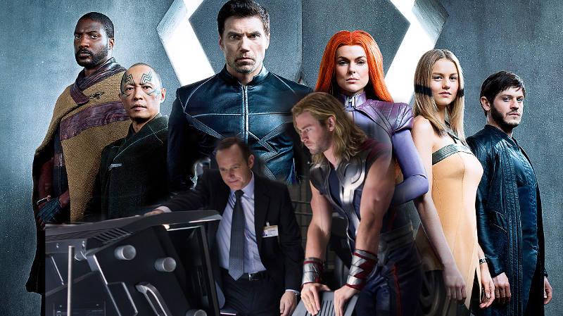 Marvel Inhumans First Look