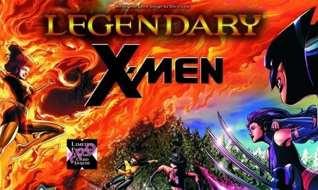 Marvel Legendary X-Men
