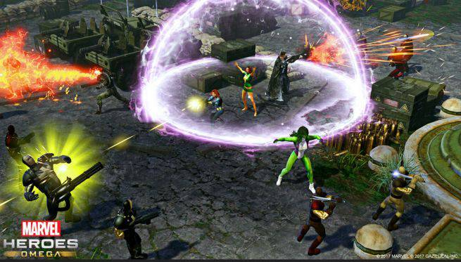 Marvel Heroes Omega Official Release Date Revealed for Xbox