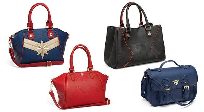 marvel purses