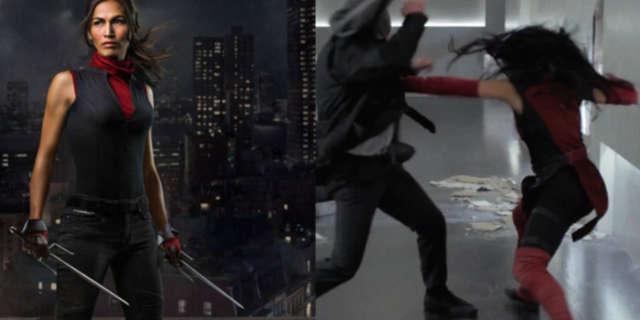 Marvel's The Defenders - Elektra New Costume